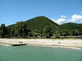 Абхазия-отдых на дивных пляжах Абхазии